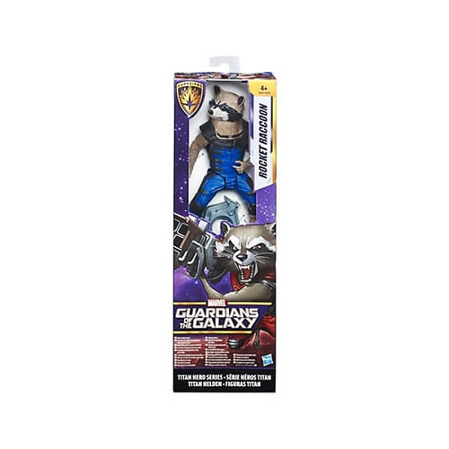FIGURINE ROCKET RACCOON GARDIENS DE LA GALAXIE