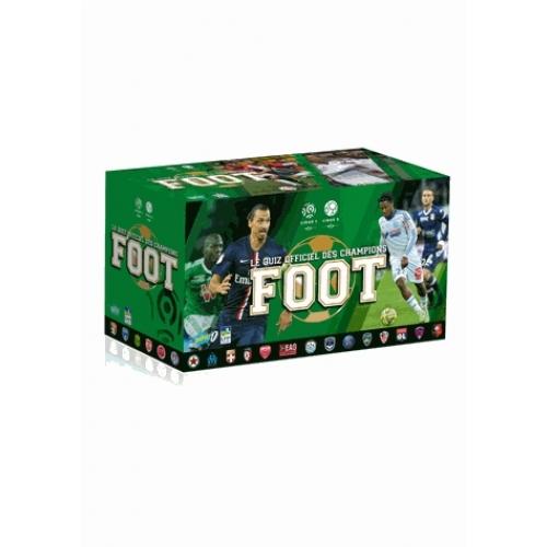 Boîte à questions 100% Foot+Foot : le quiz officiel des champions