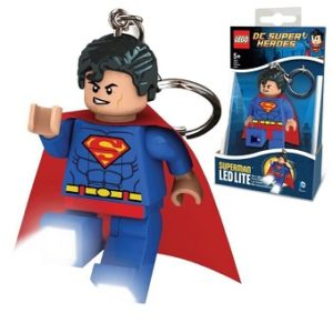 LEGO Superman Porte-clés LED Super Héros