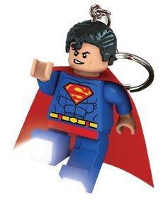 LEGO Superman Porte-clés LED Super Héros