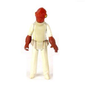 Amiral ACKBAR fig Star Wars 1982 LFL