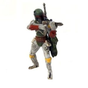 Boba Fett fig 2007 Star Wars LFL