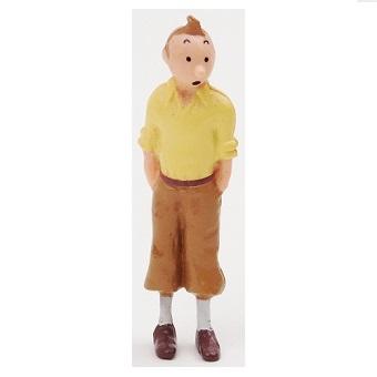 Figurine Tintin HERGE LU