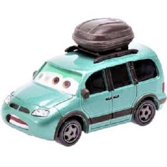 Van œil lenticulaire cars 3 Disney/Pixar