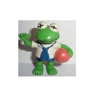 KERMIT The MUPPET SHOW figurine 1986