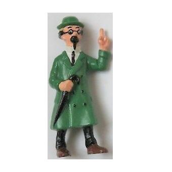 Professeur Tournesol Figurine Hergé Bullyland made in Germany