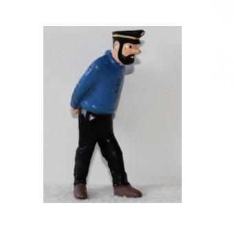 Capitaine Haddock Hergé LU
