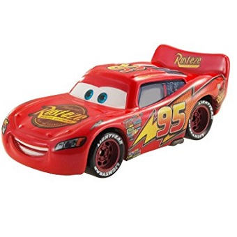 Flash McQueen yeux fixe Figurine Cars Disney/Pixar
