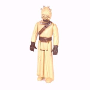 Homme des sables (Tusken Raider) fig Star Wars 1977 GMFGI LFL Hong Kong