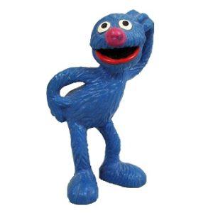 Grobi (Grover) 1 Rue Sésame Figurine Bullyland