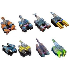 8 Podracer Star Wars 1998 LFL