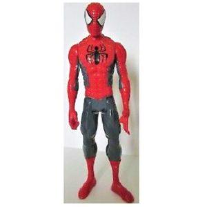 Spiderman 30 cm rouge et bleu foncé Marvel Hasbro