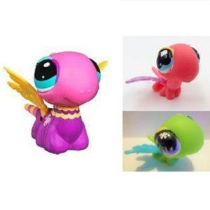 3 Libellules Pet Shop (LPS) Hasbro