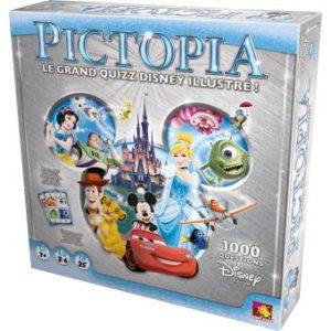 Pictopia Disney jeu de société Disney édition Par Asmodee