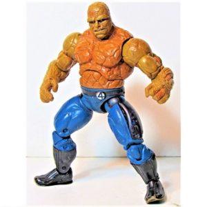 La Chose 2005 des 4 fantastiques Marvel Toy Biz 20 cm