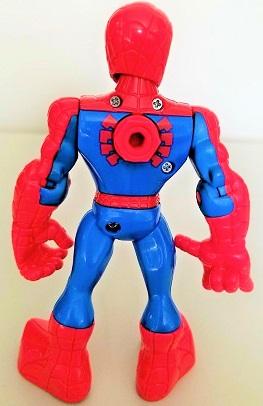 Spiderman 2011 Marvel Hasbro 13 cm