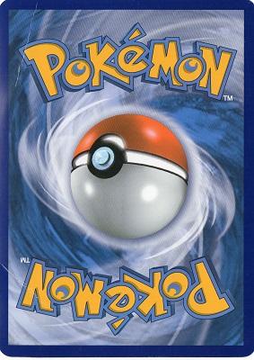 Gallame EX Carte Pokemon géante