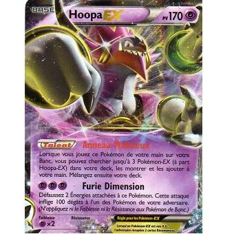 Hoopa EX Carte Pokemon