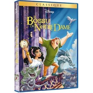 Le Bossu de Notre Dame DVD Disney