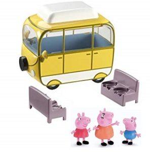 Peppa Pig Camping car