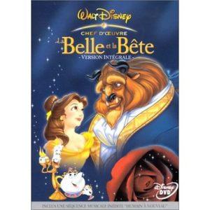La Belle et la Bête DVD Disney Version Intégrale