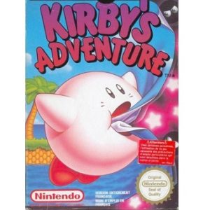 KIRBY'S ADVENTURE Jeu Nes