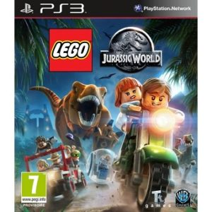 LEGO Jurassic World Jeu PS3