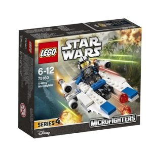 Lego STAR WARS Microfighter U-Wing 75160 NEUF
