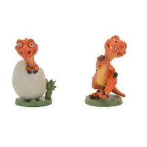 2 Dinosaures l'age de glace figurines FOX 2009