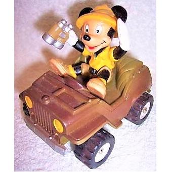 Mickey Safari Jeep