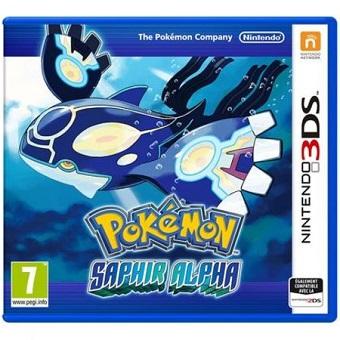 Pokémon Saphir Alpha Nintendo 3DS