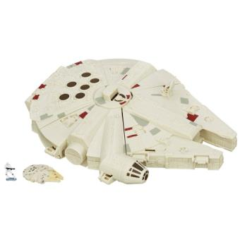 Millenium Falcon STAR WARS The Force Awaken Micromachines Disney Hasbro (Neuf)