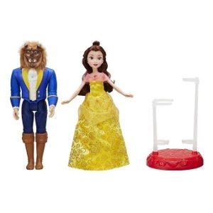 La Belle et la Bête Poupée Danse et Musique Disney.