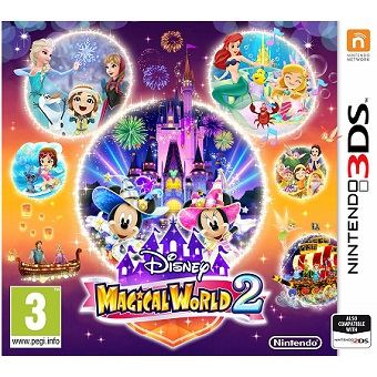 Disney Magical World 2 Jeu 3DS