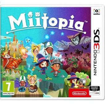Miitopia Jeu Nintendo 3DS
