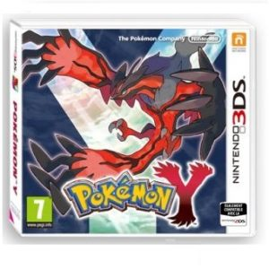 POKEMON Y Jeu Nintendo 3DS