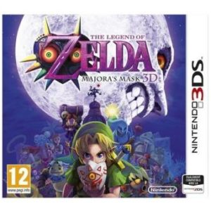 The Legend of Zelda Majora's Mask 3D Jeu Nintendo 3DS
