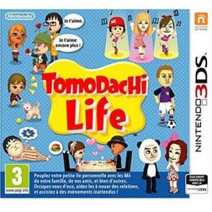 Tomodachi Life Jeu vidéo Nintendo 3DS