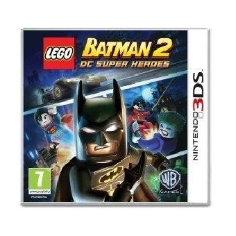 Lego Batman 2 DC Super Heroes jeu 3DS