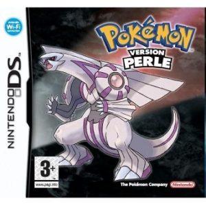 Pokemon Version Perle jeu vidéo nintendo DS