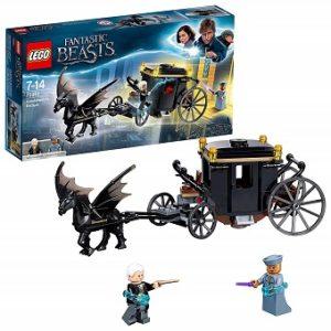 LEGO Les Animaux fantastiques L'évasion de Grindelwald 75951 Neuf