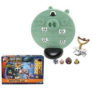 Angry Birds Star Wars Jenga Jeu complet Hasbro.