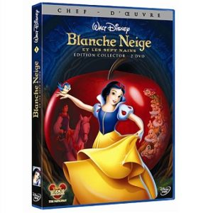 Blanche Neige et les 7 Nains édition collector 2 DVD Disney Neuf
