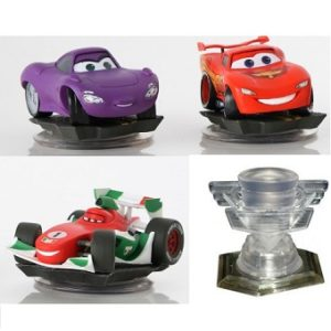 Cars Disney Infinity 3 figurines
