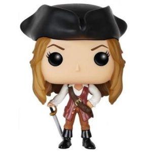 Elizabeth Swann Figurine Funko Pop ! Pirates des Caraibes