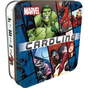 Cardline Marvel Asmodee Bombyx.