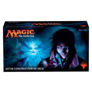 Carte Magic The Gathering - Ténèbres sur Innistrad Kit de Construction de Deck (FR)