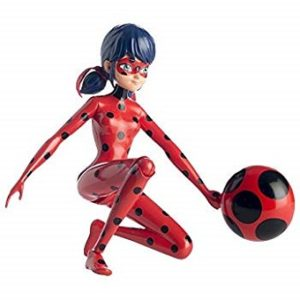 Ladybug Miraculous figurine 19 cm à fonction.