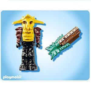 Playmobil 4848 Gardien du temple avec arme lumineuse Neuf