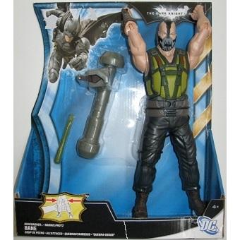 Bane Figurine Mattel Batman The dark Knight Rises (neuf carton 1 peu usée)